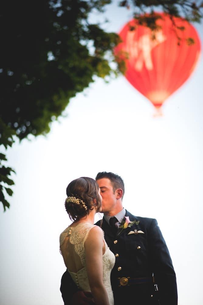 Time together - Sami Tipi Wedding Ilam Derbyshire, Captured by Martin Makowski