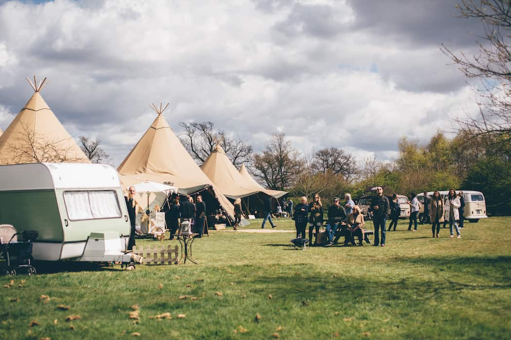 Sami Tipi Spring Showcase | Captured by Christopher Terry Photography