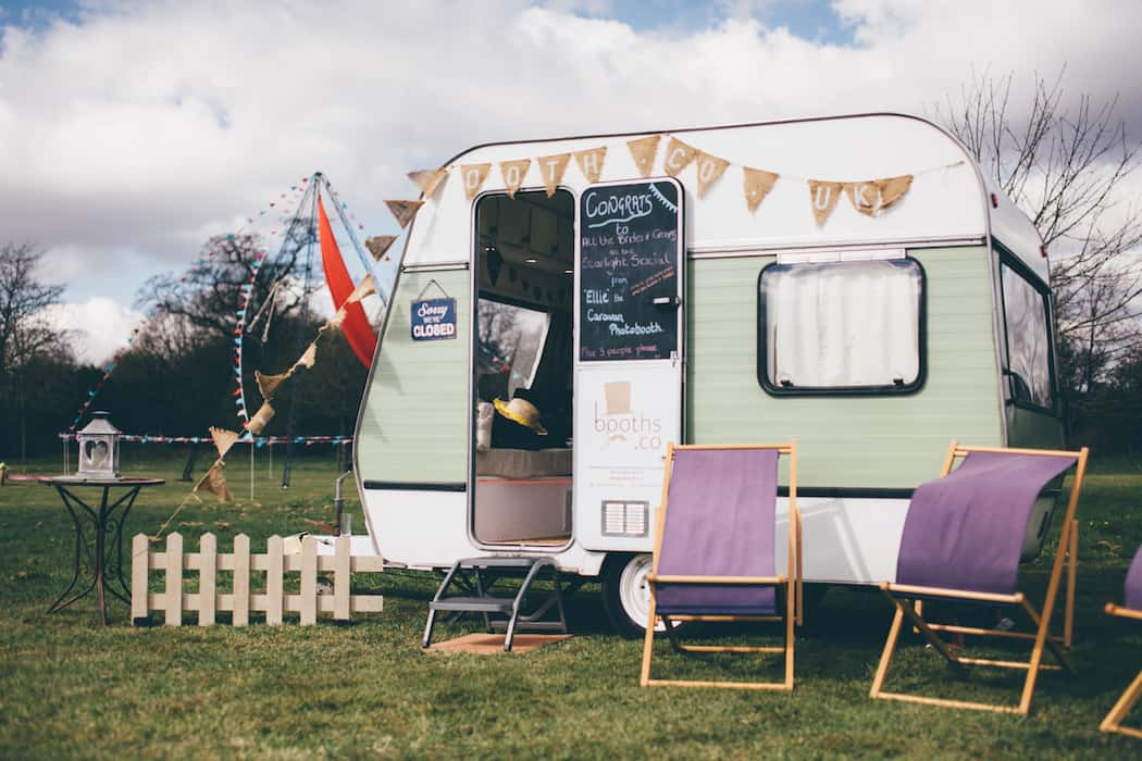 Sami Tipi Spring Showcase - Meet The Vintage booth - Captured by Christopher Terry Photography