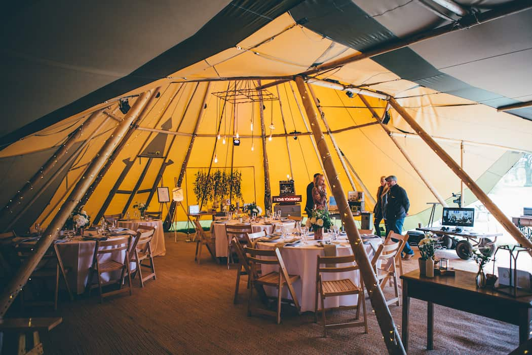 Sami Tipi Spring Showcase |Tipi Internal | Captured by Christopher Terry Photography