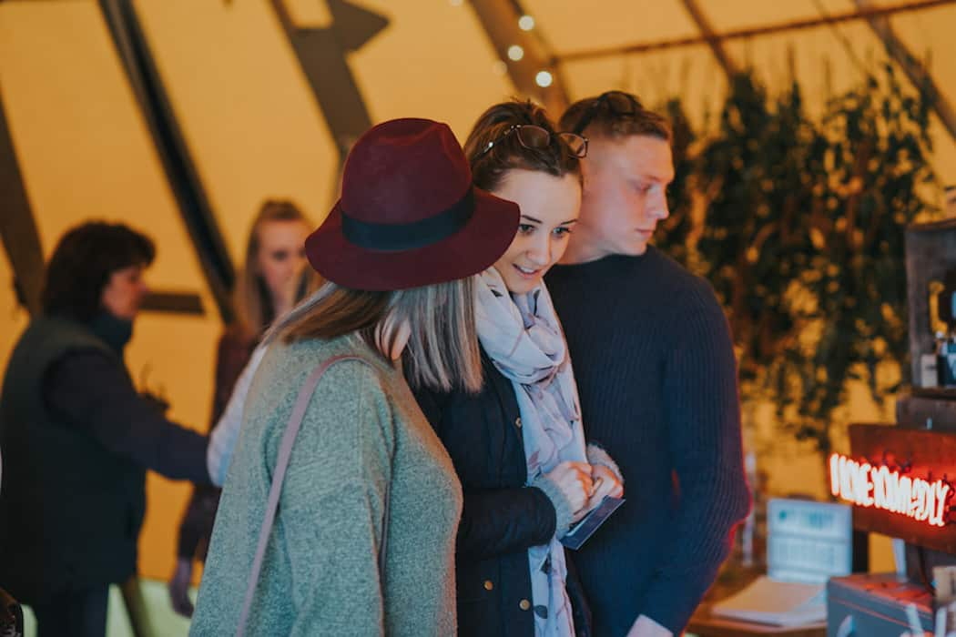 Sami Tipi Spring Showcase |Captured by Ed Brown Photography