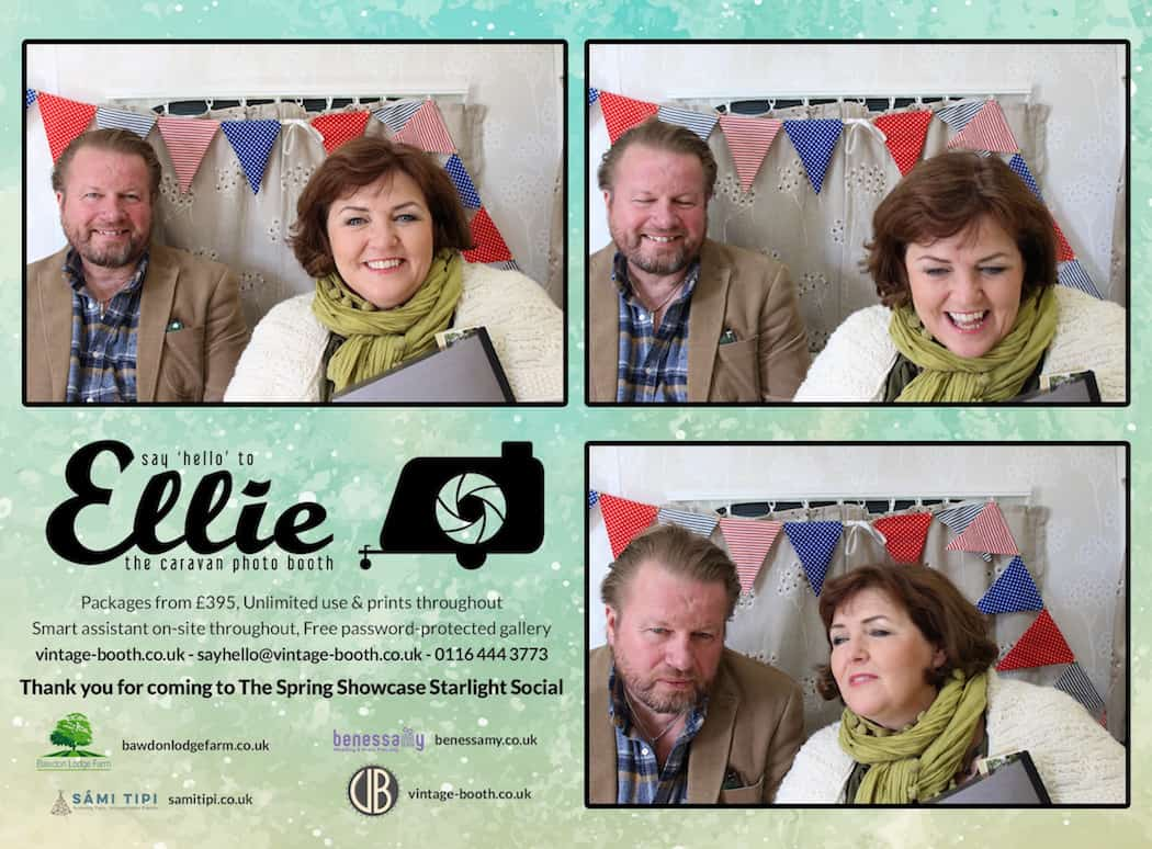 Vintage Photo Booth Sami Tipi Showcase 2016 13