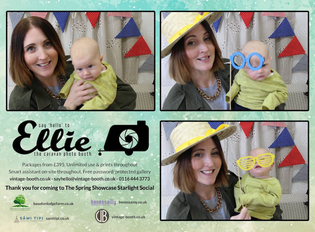 Vintage Photo Booth Sami Tipi Showcase 2016 14