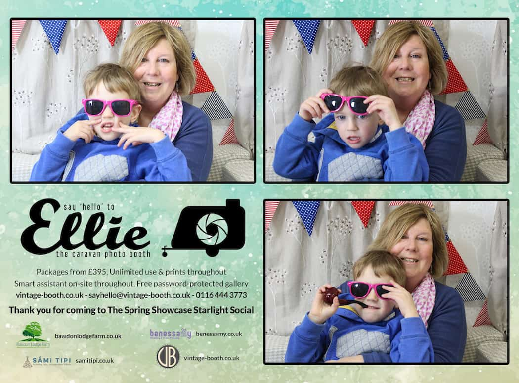 Vintage Photo Booth Sami Tipi Showcase 2016 15