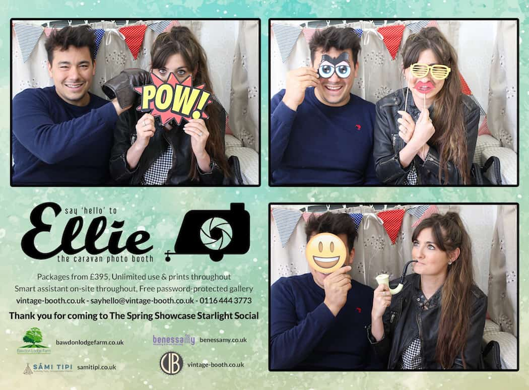 Vintage Photo Booth Sami Tipi Showcase 2016 16