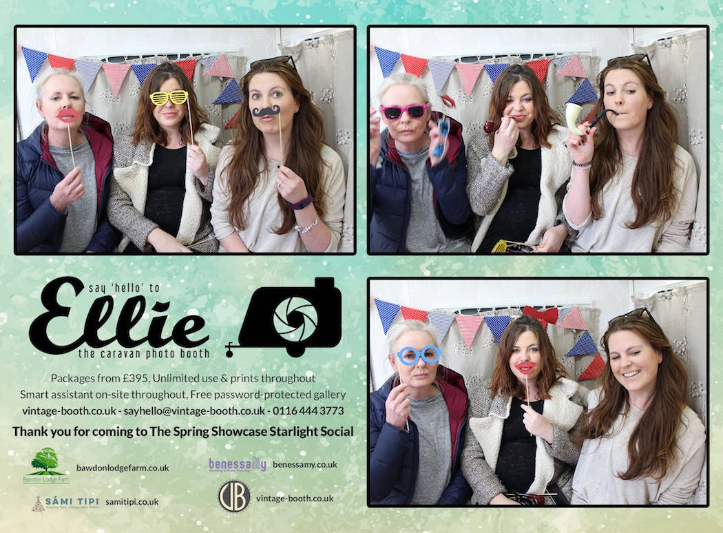Vintage Photo Booth Sami Tipi Showcase 2016 17