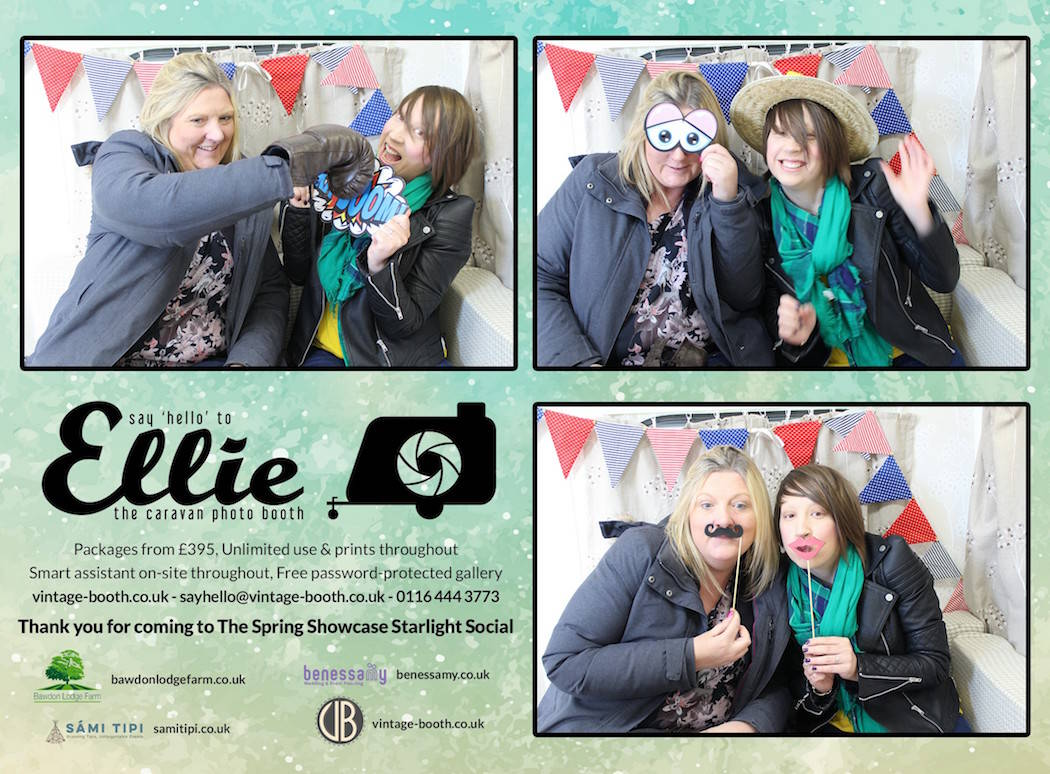 Vintage Photo Booth Sami Tipi Showcase 2016 18