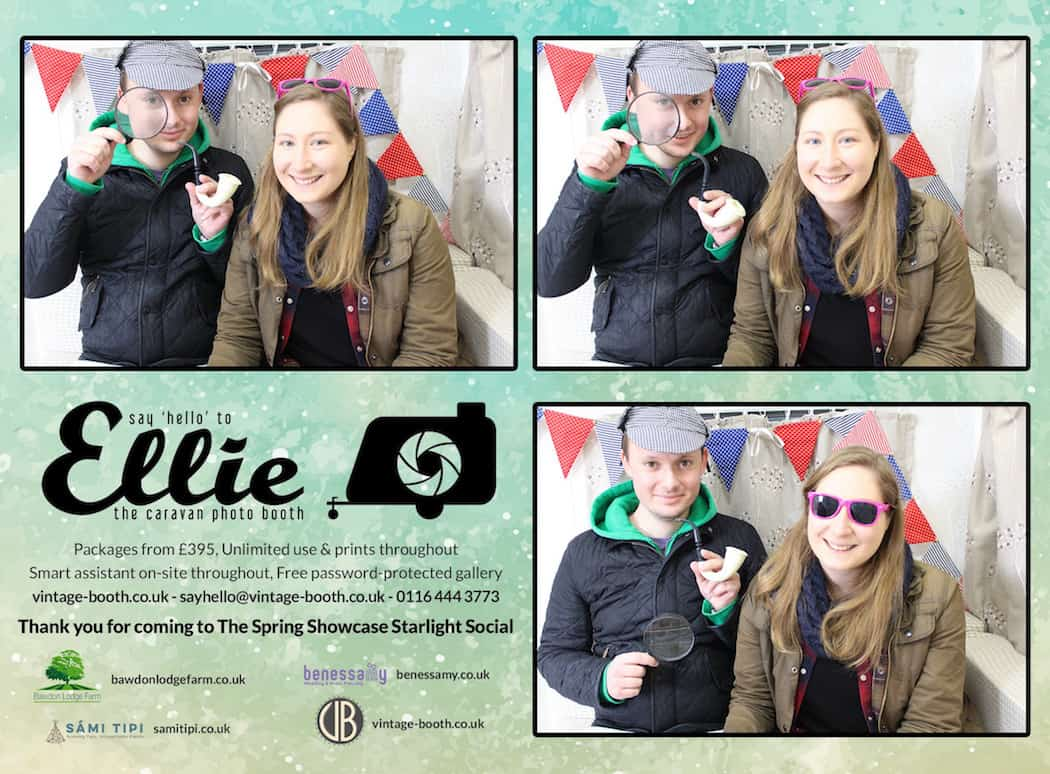Vintage Photo Booth Sami Tipi Showcase 2016 19