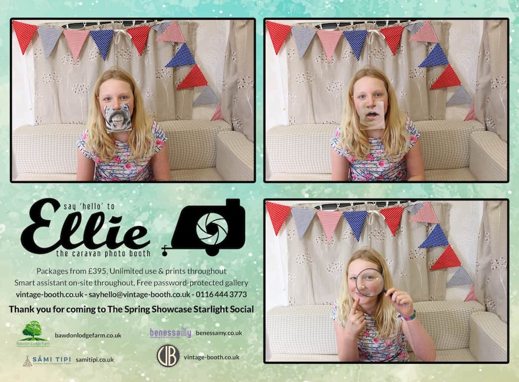 Vintage Photo Booth Sami Tipi Showcase 2016 20