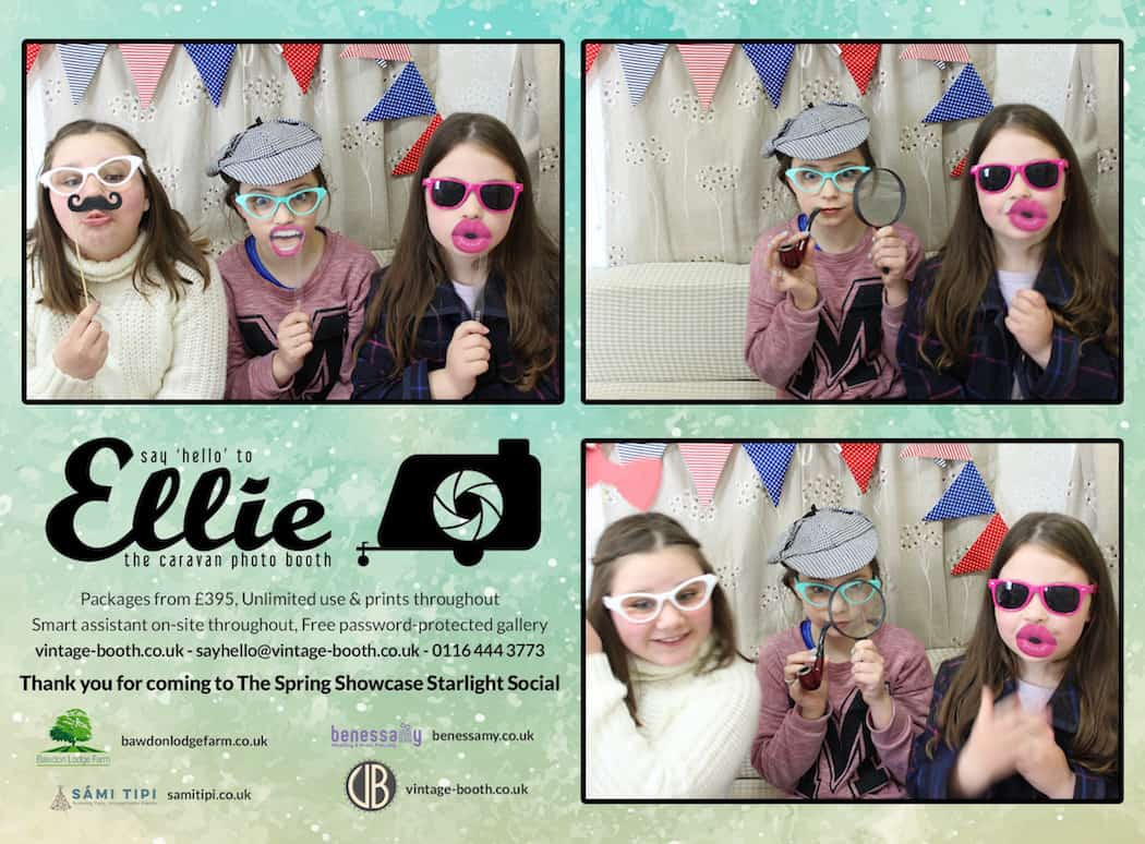Vintage Photo Booth Sami Tipi Showcase 2016 21