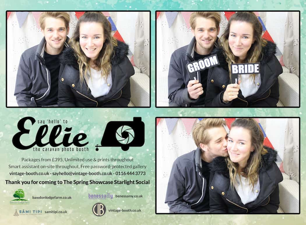 Vintage Photo Booth Sami Tipi Showcase 2016 23