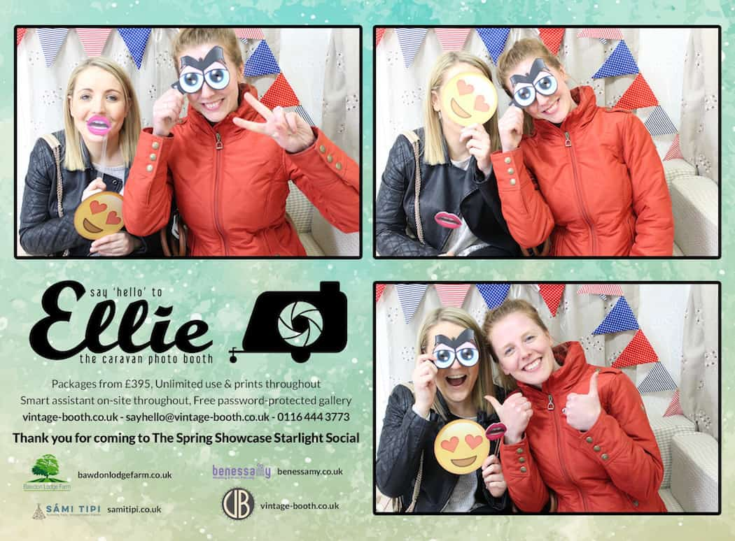 Vintage Photo Booth Sami Tipi Showcase 2016 24
