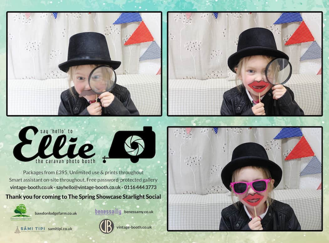 Vintage Photo Booth Sami Tipi Showcase 2016 25