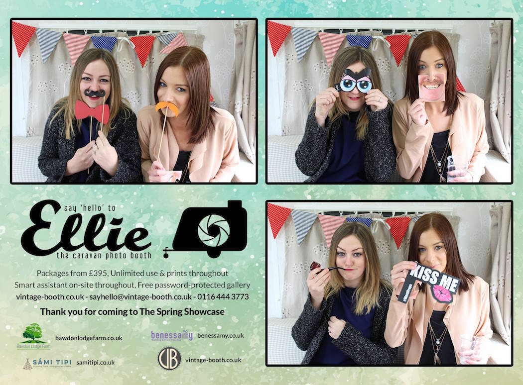 Vintage Photo Booth Sami Tipi Showcase 2016 26