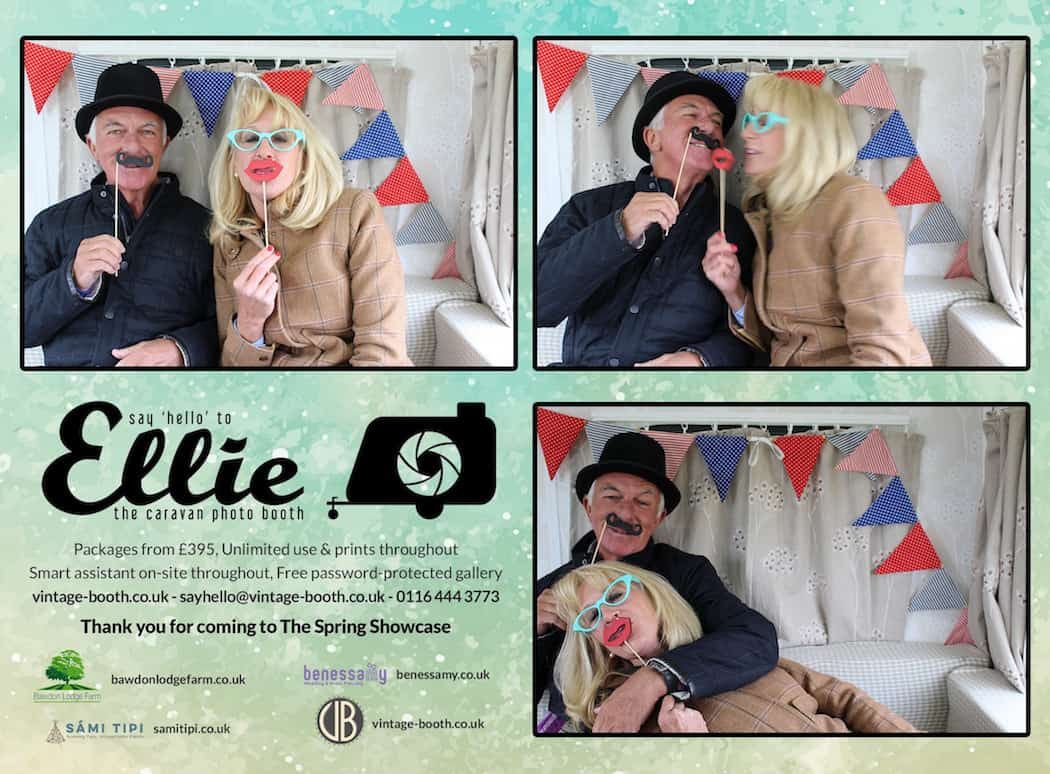 Vintage Photo Booth Sami Tipi Showcase 2016 27