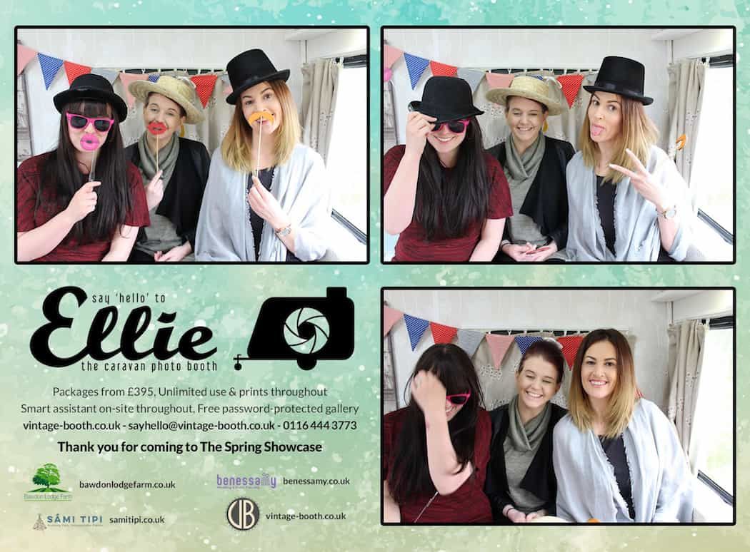 Vintage Photo Booth Sami Tipi Showcase 2016 28