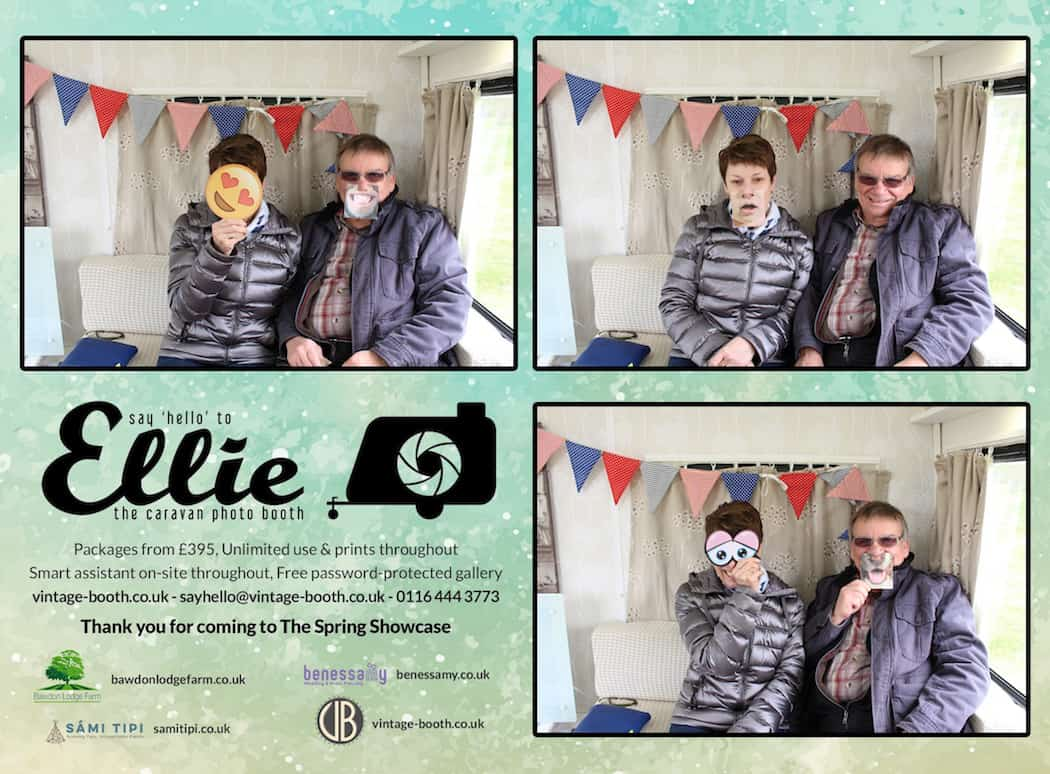 Vintage Photo Booth Sami Tipi Showcase 2016 29
