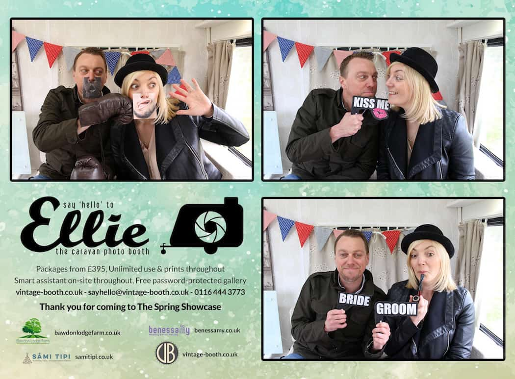 Vintage Photo Booth Sami Tipi Showcase 2016 30