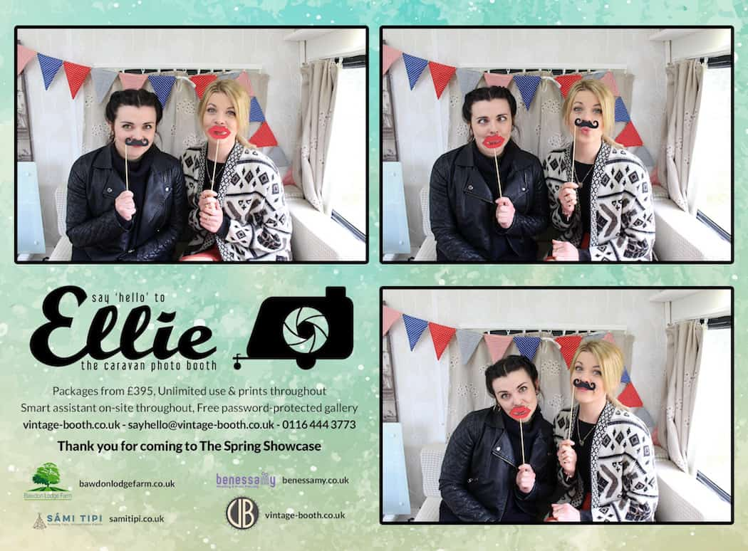 Vintage Photo Booth Sami Tipi Showcase 2016 31