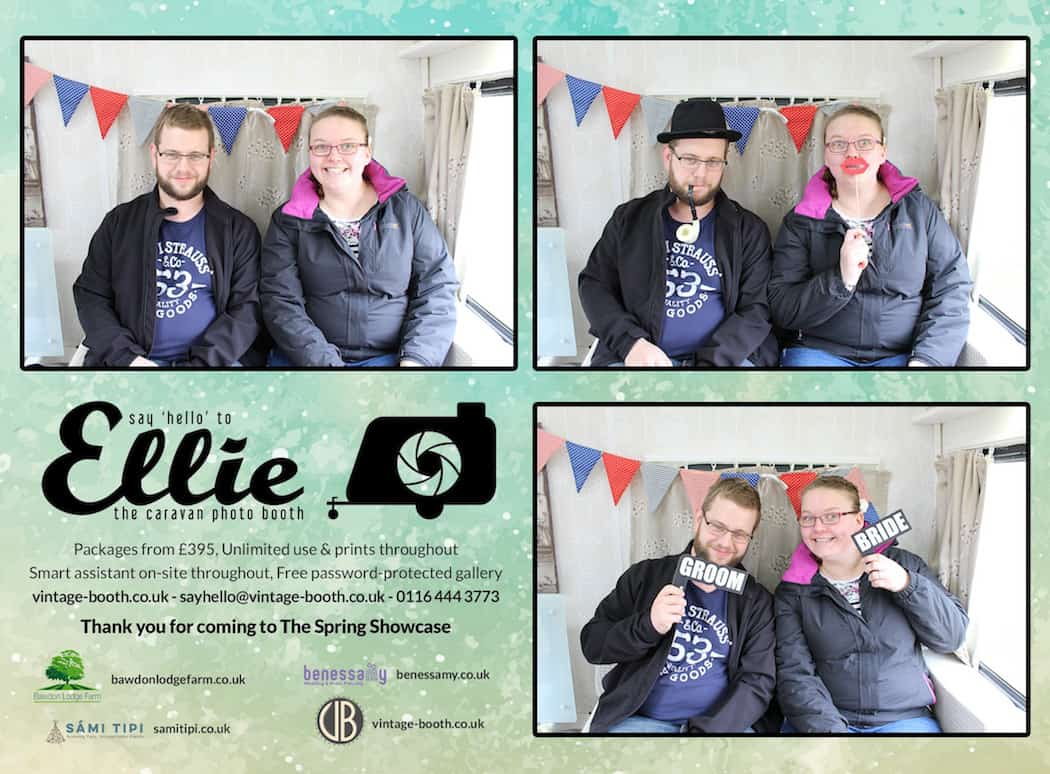 Vintage Photo Booth Sami Tipi Showcase 2016 32