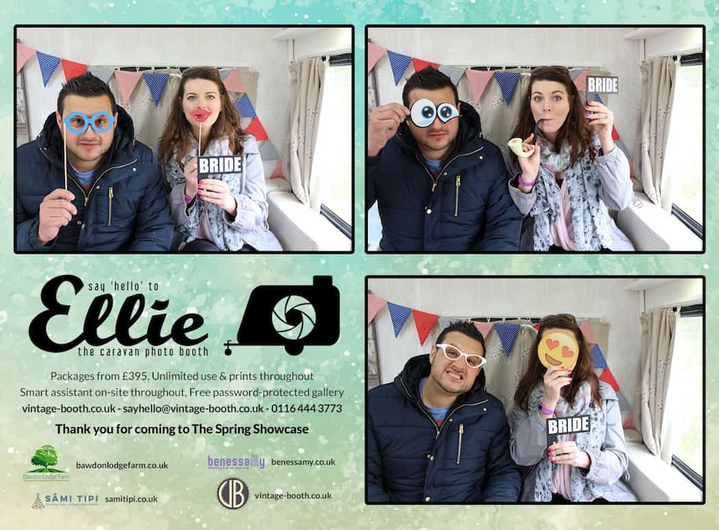 Vintage Photo Booth Sami Tipi Showcase 2016 33