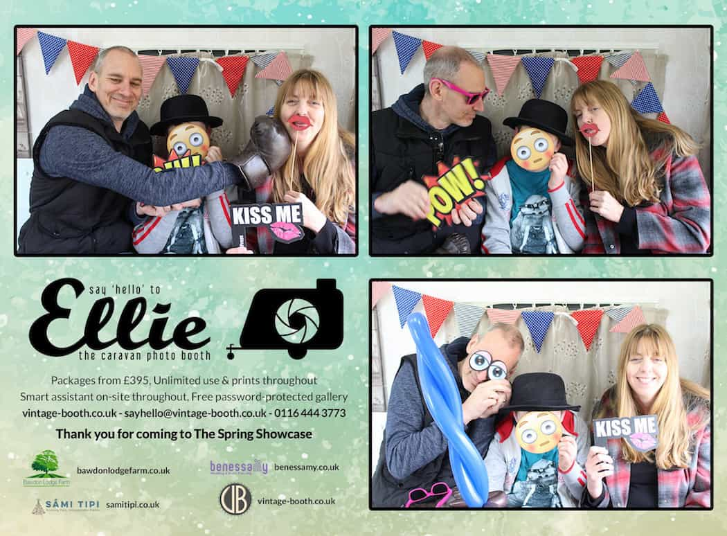 Vintage Photo Booth Sami Tipi Showcase 2016 34