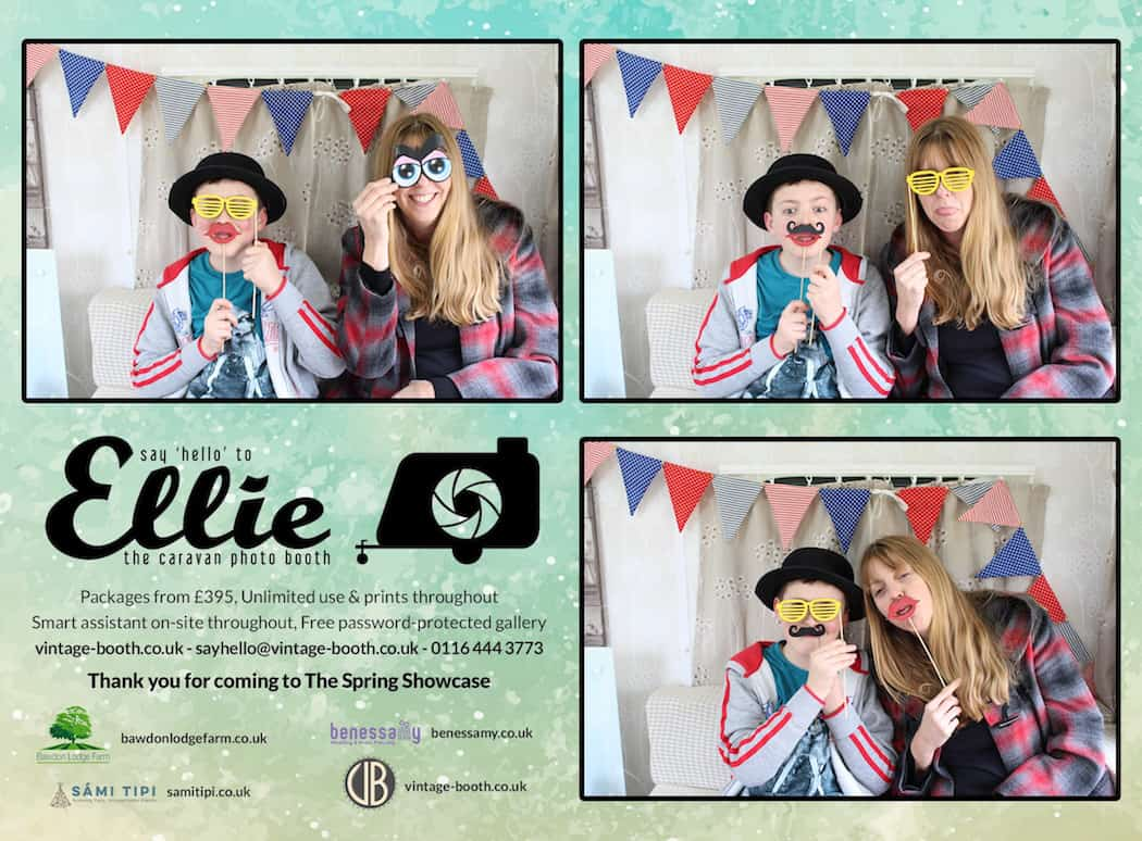 Vintage Photo Booth Sami Tipi Showcase 2016 35