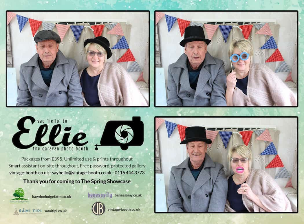 Vintage Photo Booth Sami Tipi Showcase 2016 37