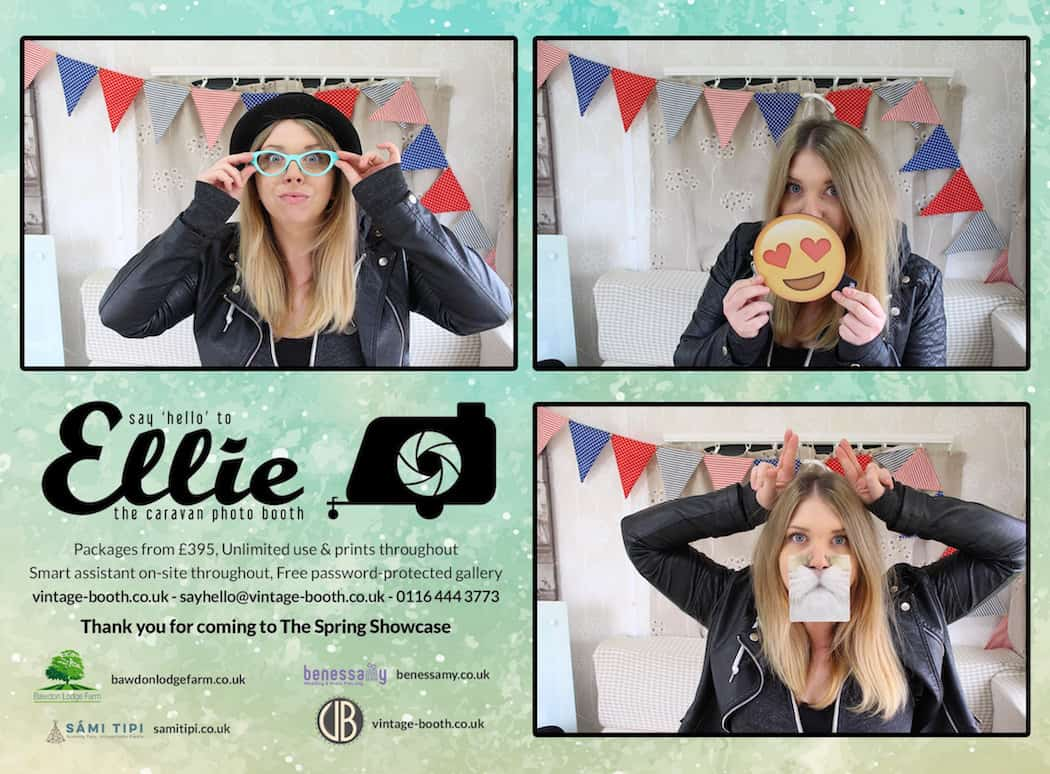 Vintage Photo Booth Sami Tipi Showcase 2016 38