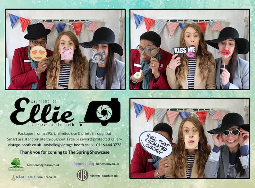 Vintage Photo Booth Sami Tipi Showcase 2016 39