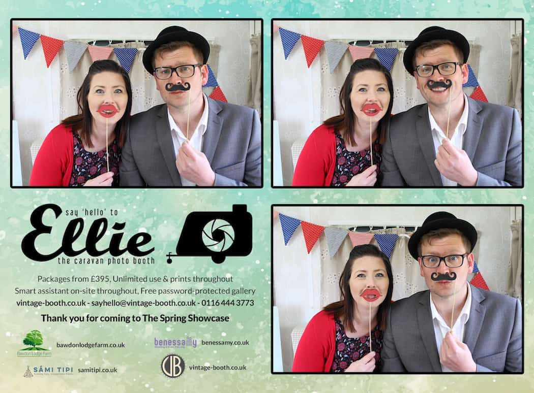 Vintage Photo Booth Sami Tipi Showcase 2016 40