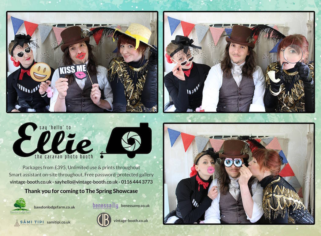 Vintage Photo Booth Sami Tipi Showcase 2016 42