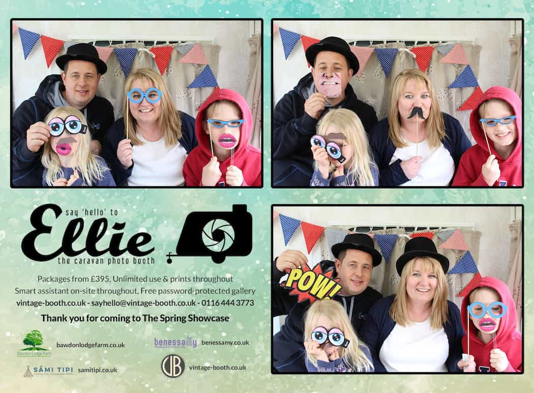 Vintage Photo Booth Sami Tipi Showcase 2016 43