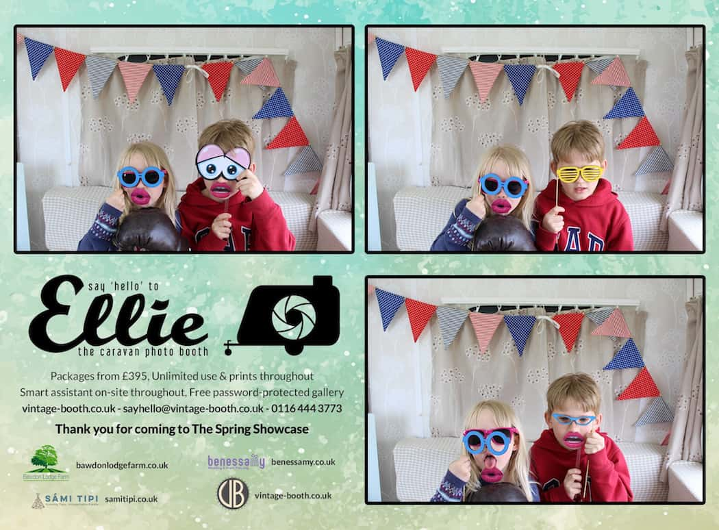 Vintage Photo Booth Sami Tipi Showcase 2016 44
