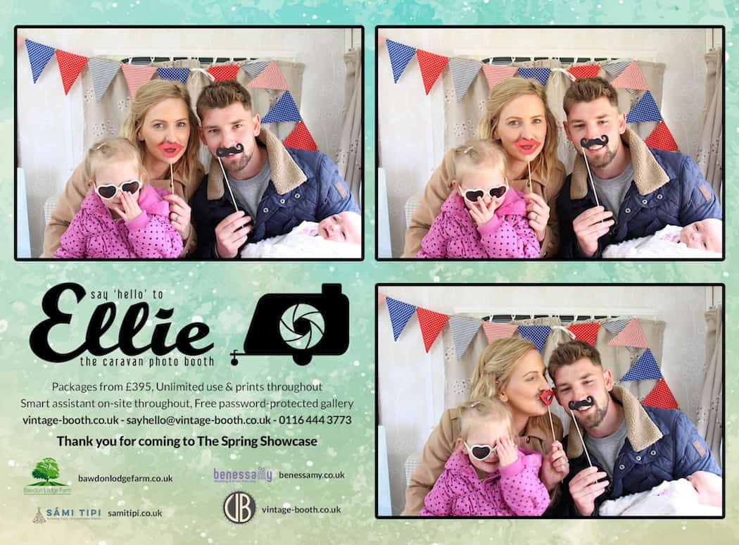 Vintage Photo Booth Sami Tipi Showcase 2016 46
