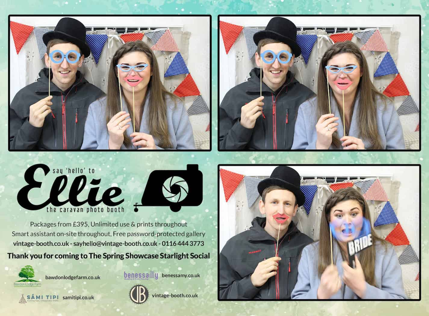 Vintage Photo Booth Sami Tipi Showcase 20162