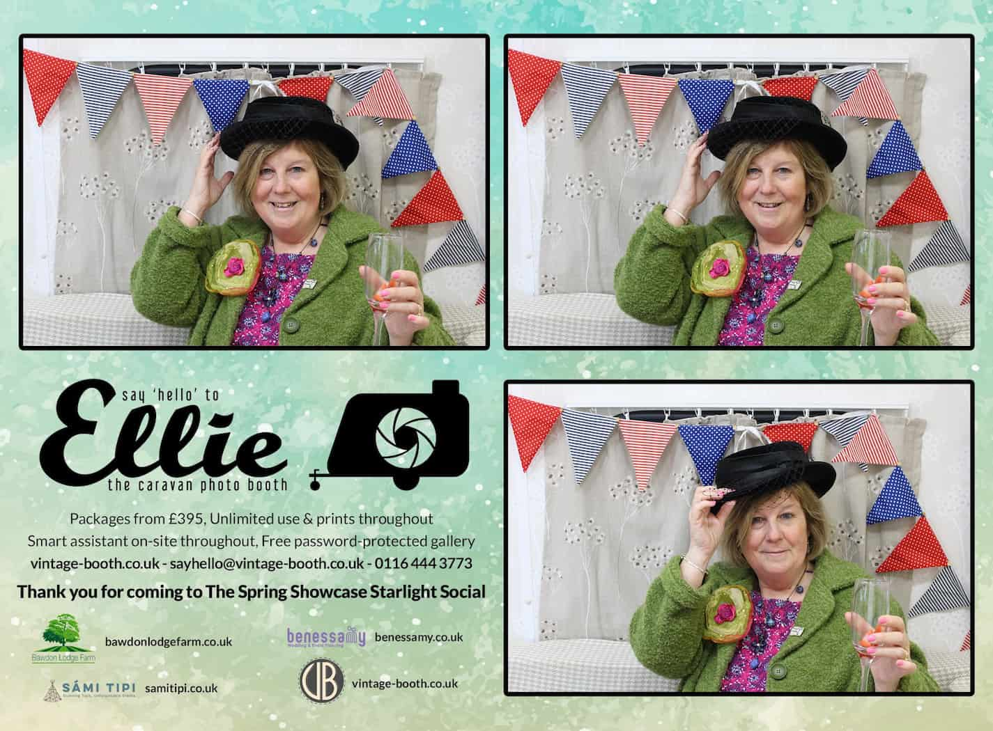 Vintage Photo Booth Sami Tipi Showcase 20163