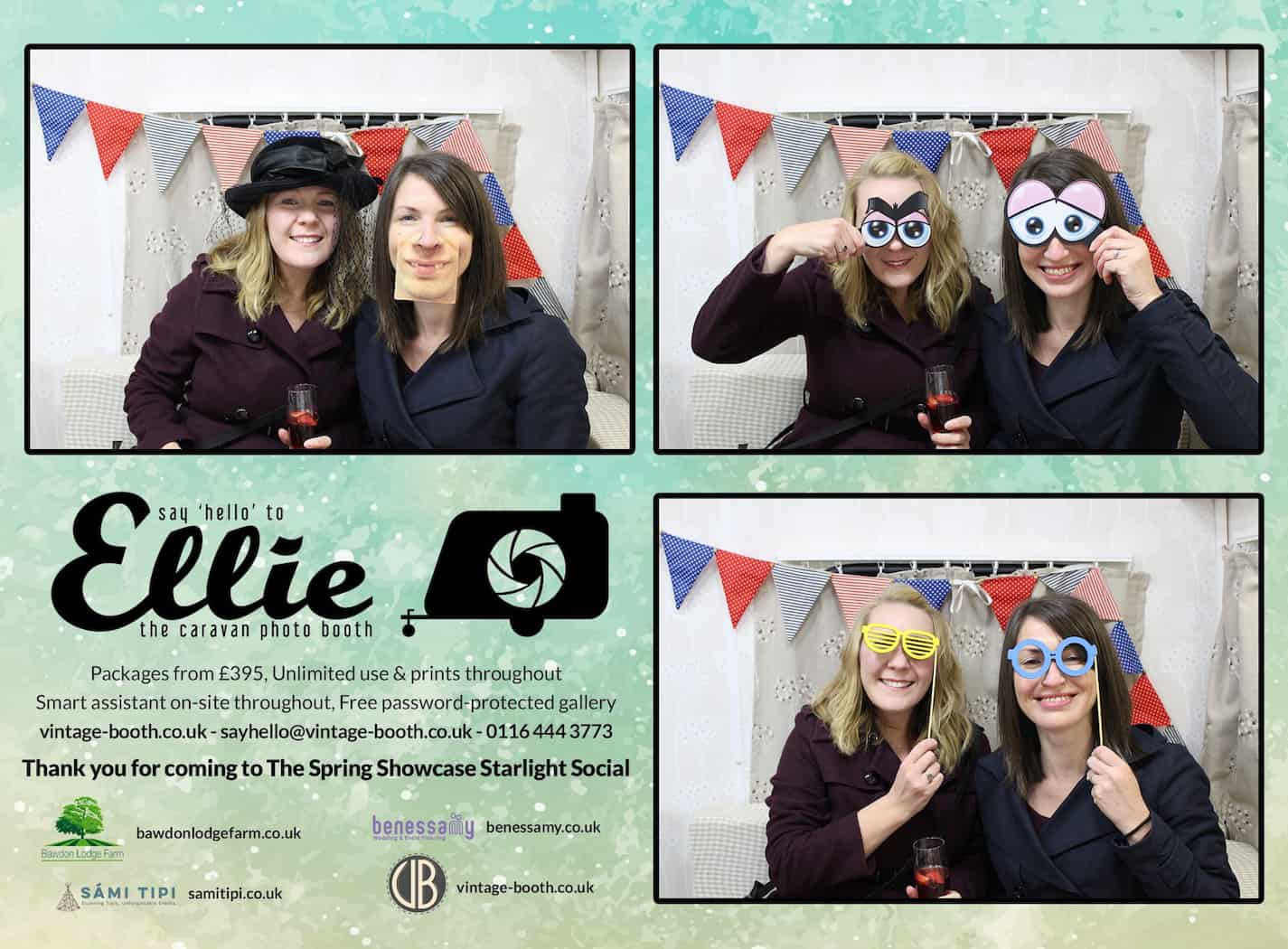 Vintage Photo Booth Sami Tipi Showcase 20166