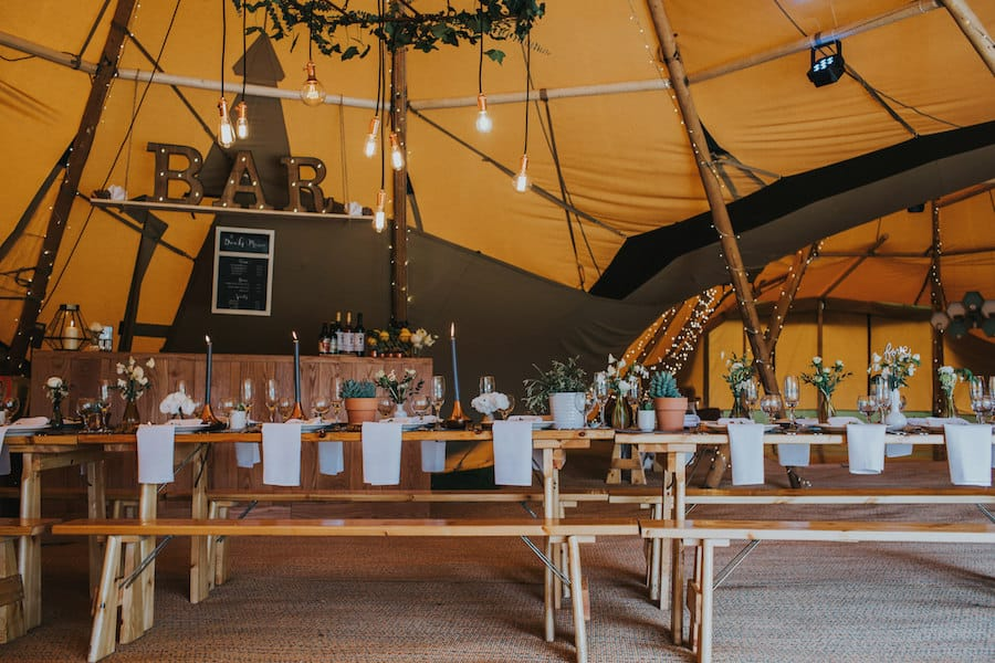 Sami Tipi Showcase captured by Ed Brown Photography