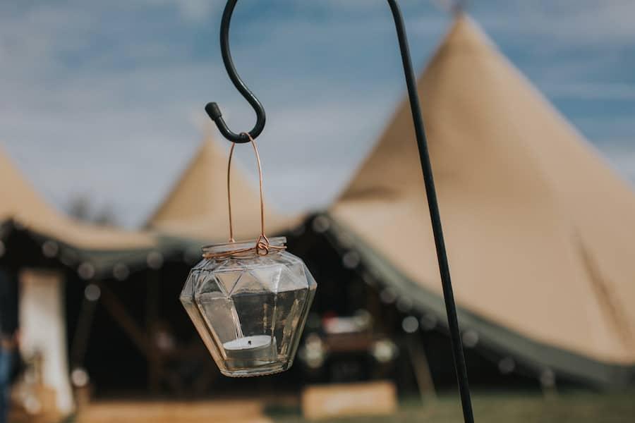 lantern walkway - Sami Tipi Showcase captured by Ed Brown Photography