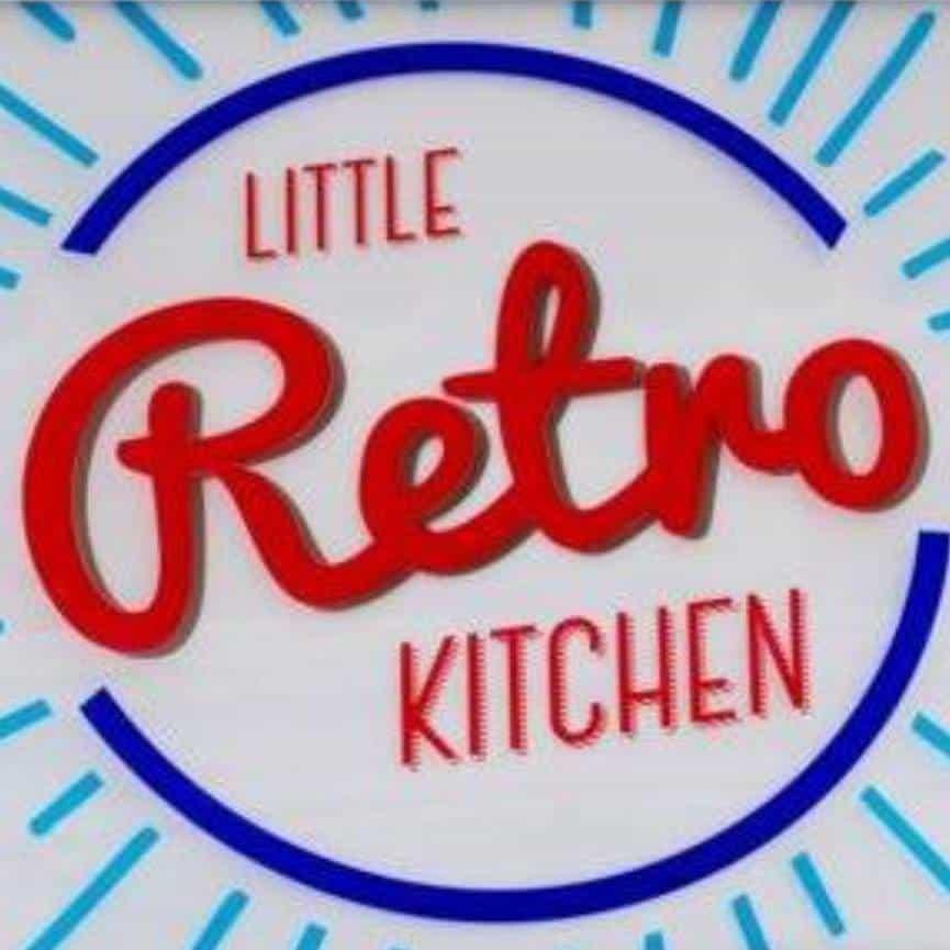 Little Retro Kitchen