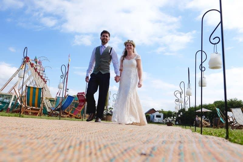 Annabel & Lukes Sami Tipi Wedfest Celebration