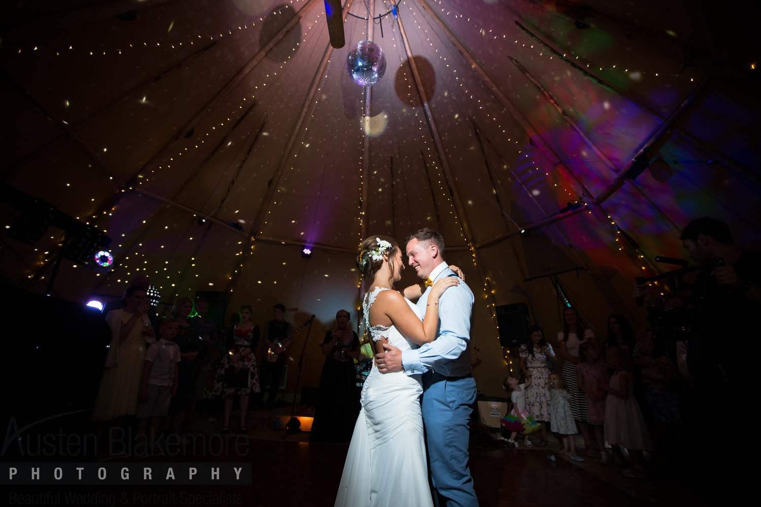 First Dance | Sami Tipi | Images by Austin Blakemore