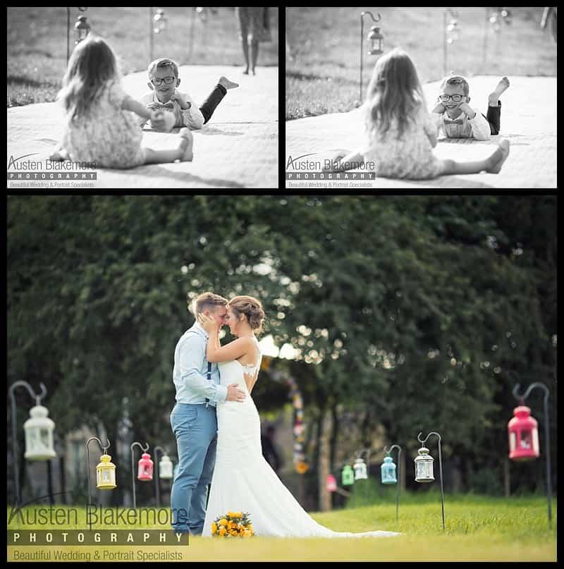 Outdoor Wedding Celebration   Sami Tipi   Images by Austin Blakemore