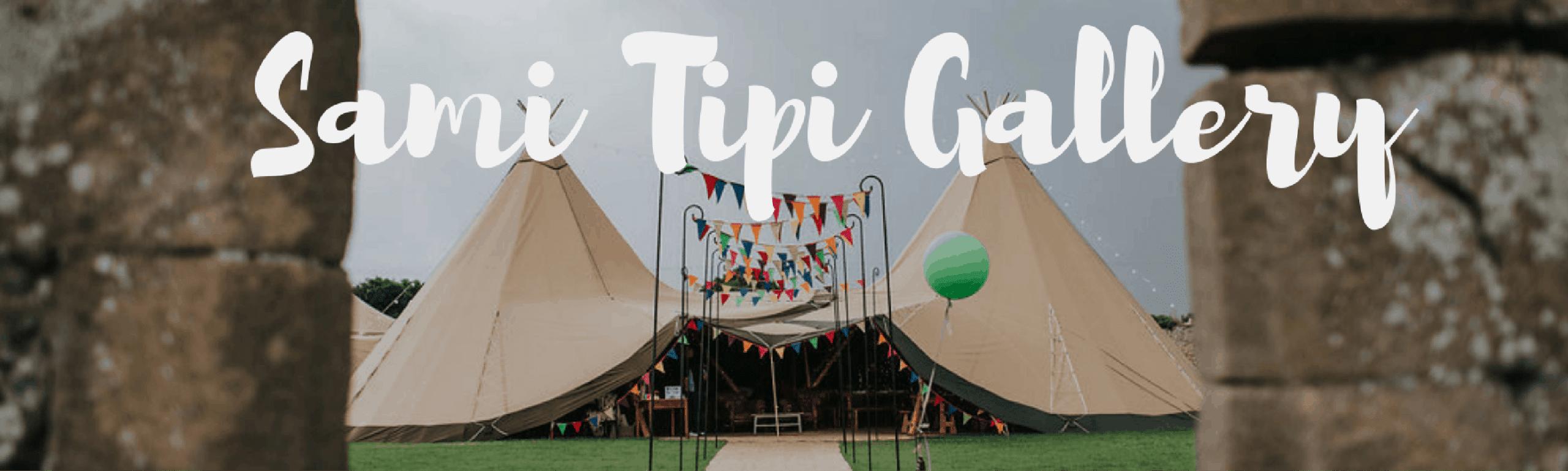 Sami Tipi Event Gallery - a place for inspiration