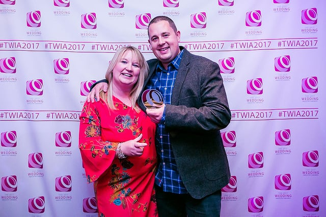 The Award for best Marquee provider in the East Midlands