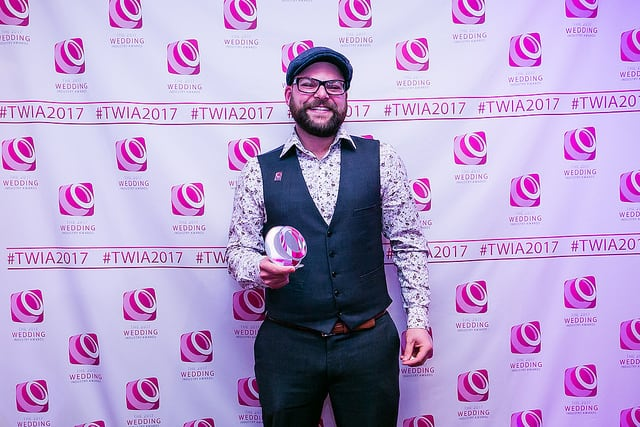 Thomas The Caterer Wins Best Wedding Caterer in the East Midlands