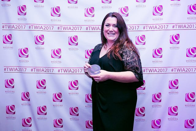 Make up by Jenni - wins best make up artist East Midlands in TWIA