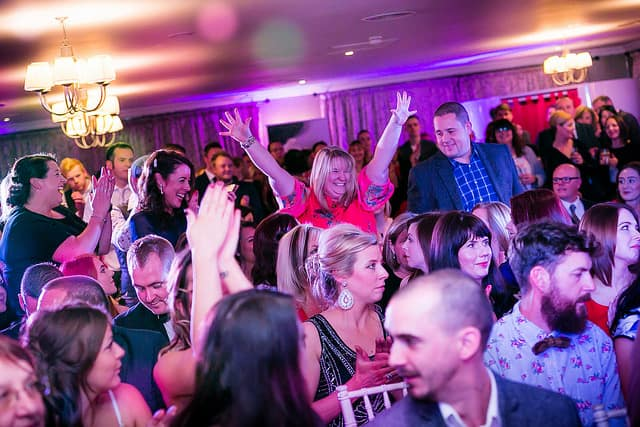The moment we heard we'd won The Wedding Industry Awards for best Marquee provider