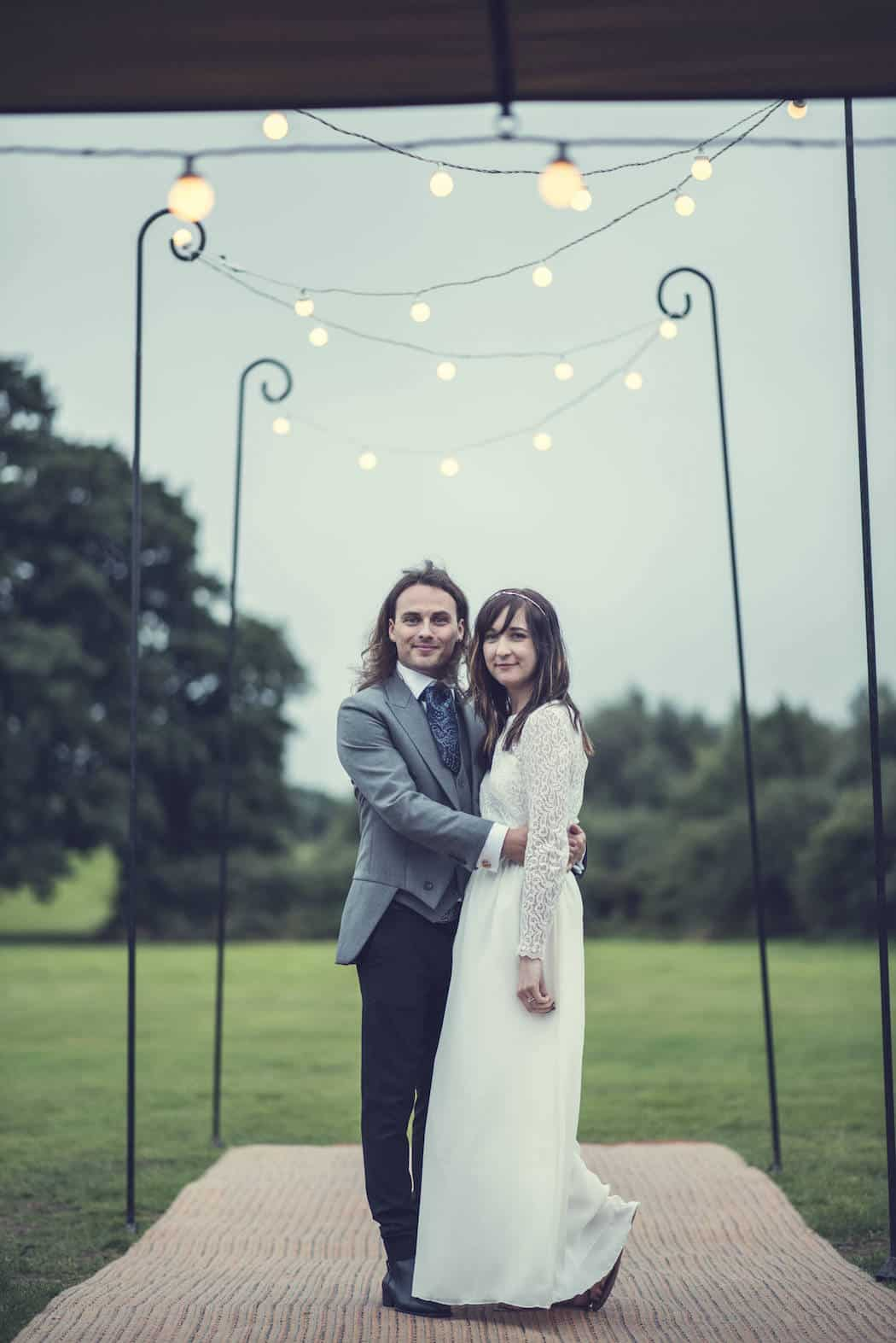 Victoria & Adams Sami Tipi Wedding at Bawdon Lodge Farm, Captured by Thomas & Thomas